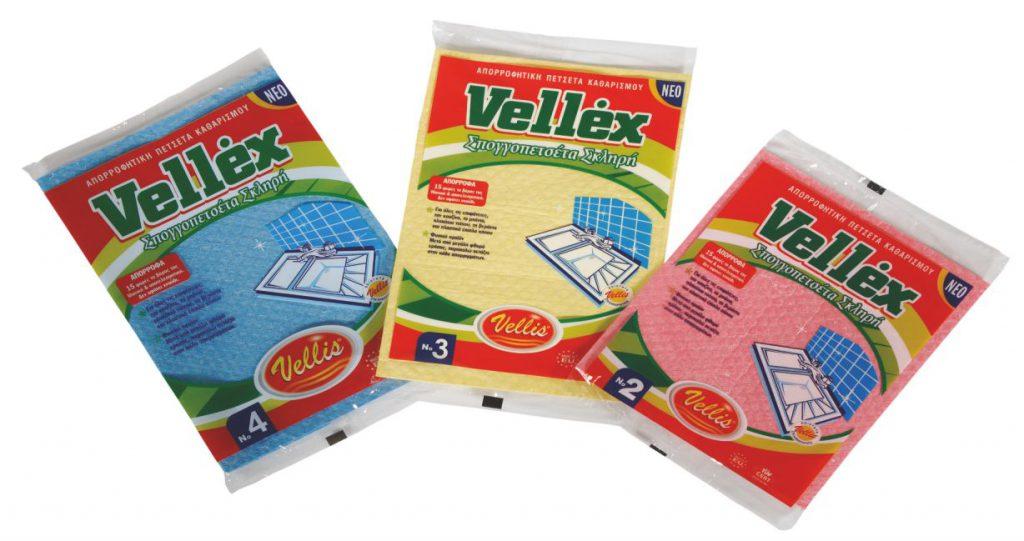 VELLEX πετσέτα σκληρή
