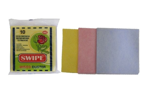 SWIPE πανάκια Καθαρισμού σετ 10 τεμάχια